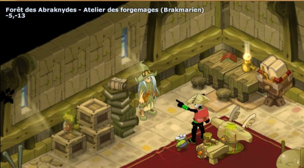 Tutoriel: Comment monter son mage?