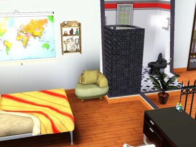 La chambre a Arthur
