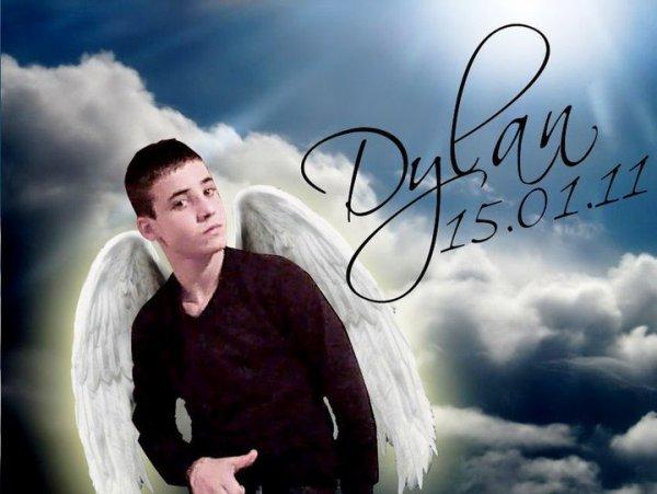 Un ange partis bien trop tôt    ~Dylan~