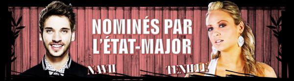 Saison 16 - Navii - 2 nominations - 1 titre de meilleure recrue - 6ème