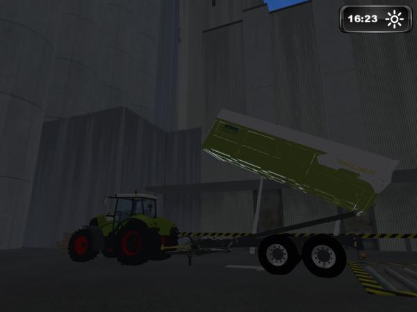 vidange des silos