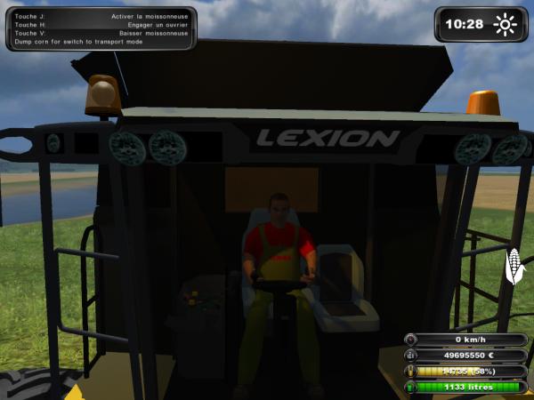 conducteur de la lexion