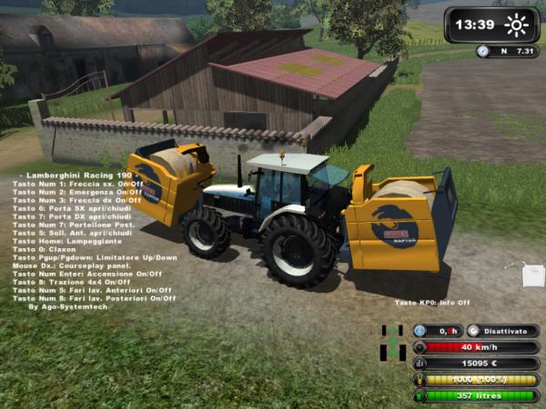 mon 2ème tracteur préf