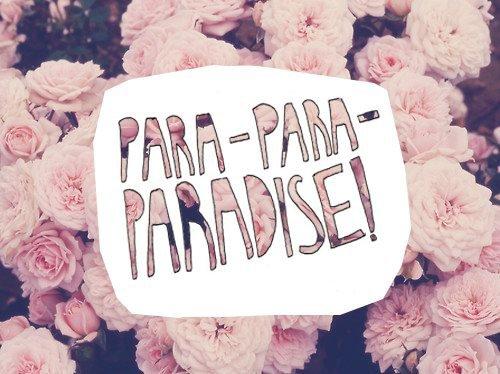 P.A.R.A.D.i.S.E
