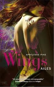 Wings #1: ''Ailes''-> Aprilynne Pike