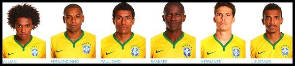 Groupe A : Brésil