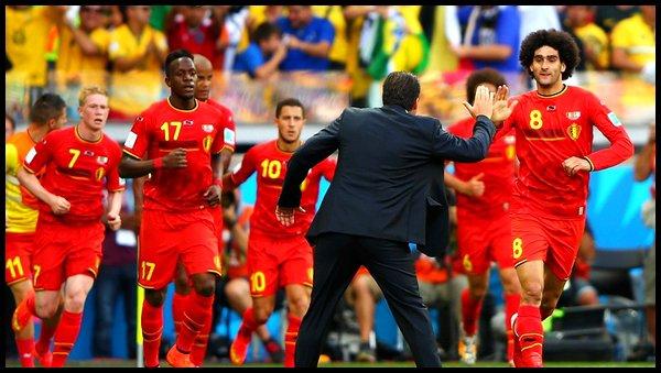 Mardi 17 Juin : Belgique - Algérie à 18h