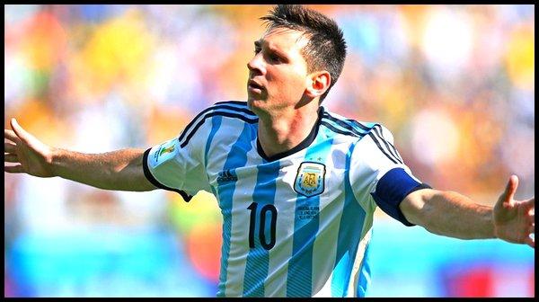 Samedi 21 Juin : Argentine - Iran à 18h