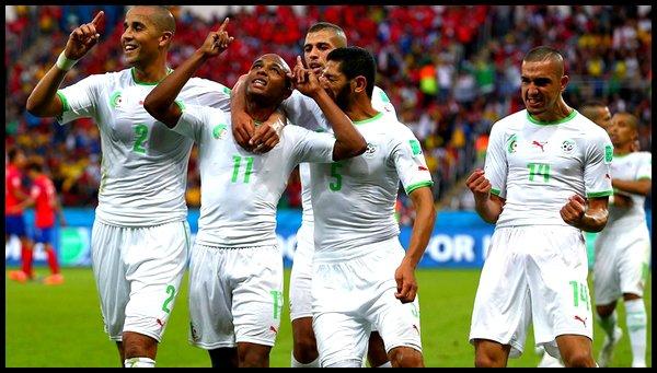 Dimanche 22 Juin : Corée du Sud - Algérie à 21h