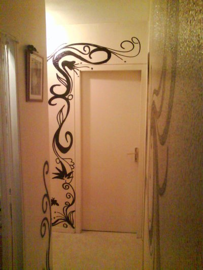 Blog de ak57140 page 5 l k l d co cr ation for Decoration peinture couloir