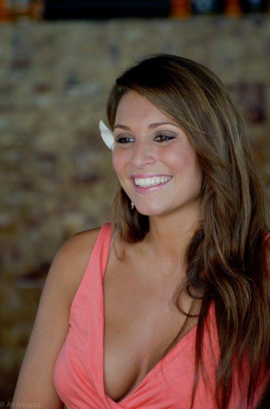 Interview de Miss France 2011