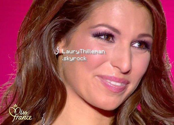 Couronnement de Miss France 2012