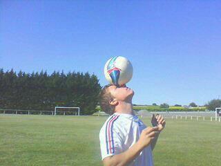 le foot *-*