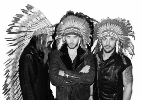 30 Seconds To Mars ♥.