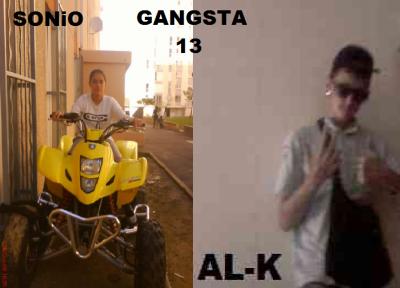 GANSGTA 13