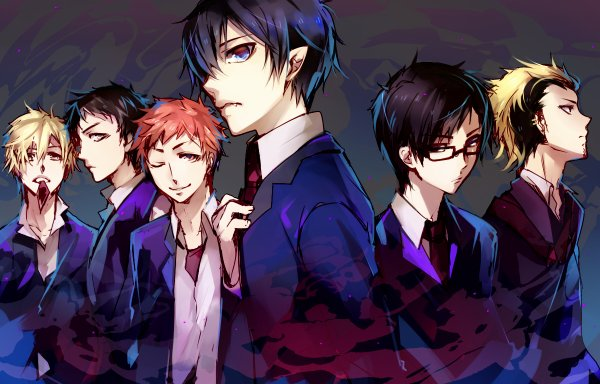 Blue Exorcist ( Ao no Exorcist )