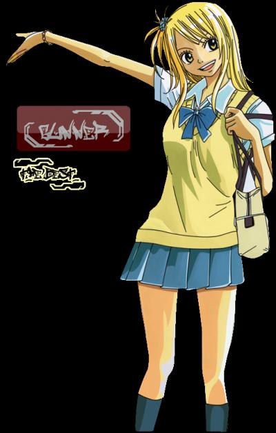 Fairy Tail : Lucy Heartfilia