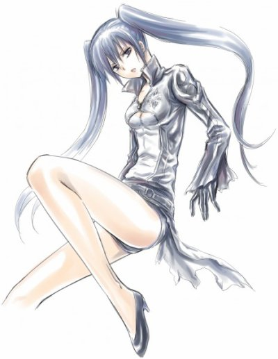 D.Gray Man : Lenalee Lee