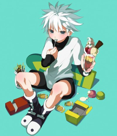 HunterXHunter : Kirua