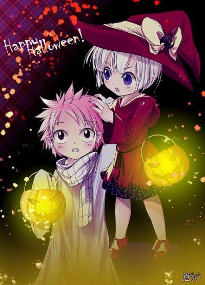 Vos perso préférés fêtent Halloween!!
