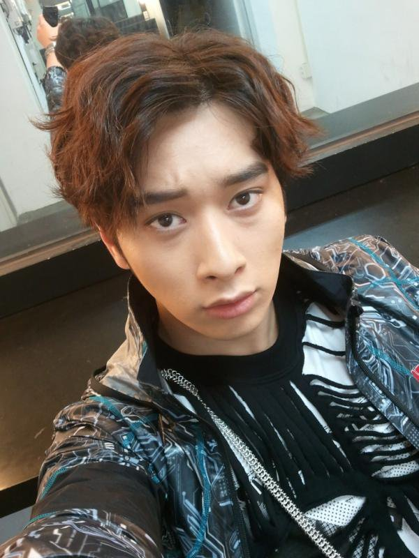 News du 14 janvier 2012 > Nouvelle photo Twitter de Chansung :