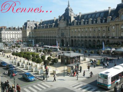 Rennes ! :D