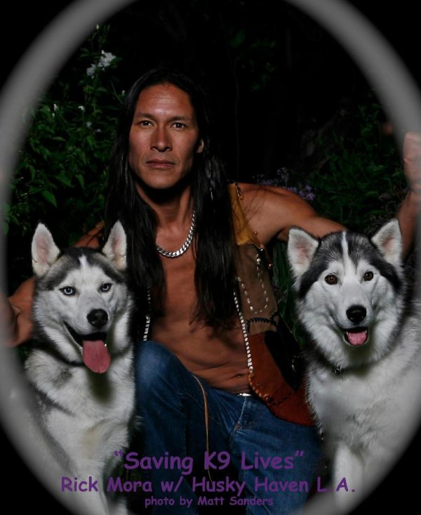 Apaches, Rick Mora native actor,(l) (l) (l)
