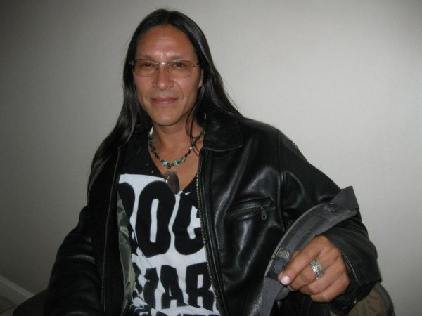 Rick Mora native actor (l) (l) (l)