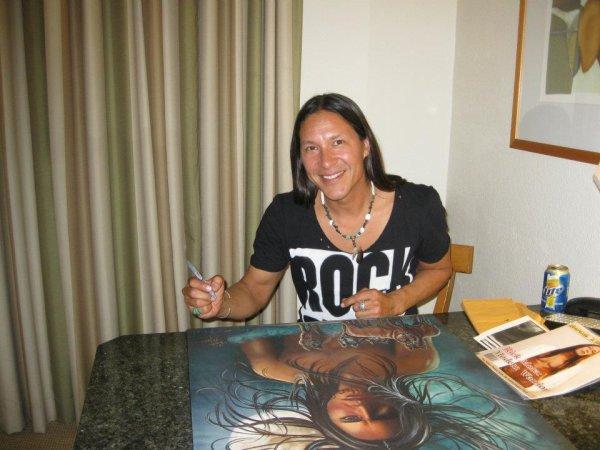 Rick Mora native actor (l) (l) (l)