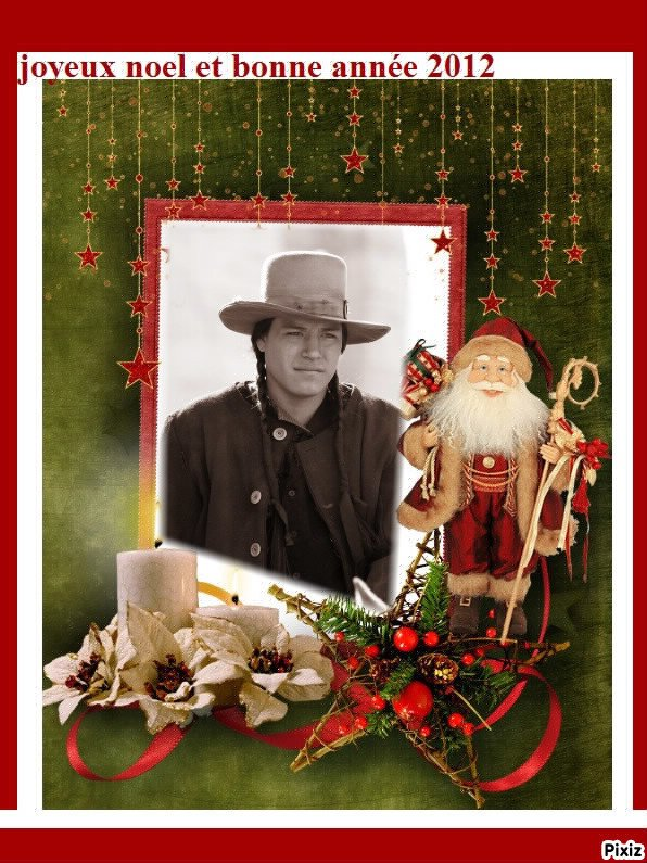 Pour toi Sylvie  ;)  (l) Joyeux Noël (l)