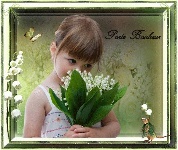 Bon premier Mai à tous mes amis ( es ) (l) (l) (l)