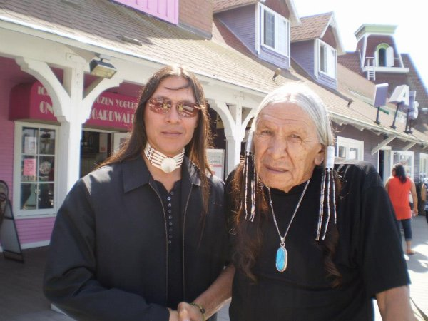Rick Mora and Saginaw Grant (l) (l) (l)