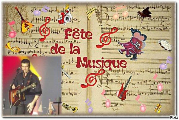 Bonne fête de la musique (l) (l) (l)