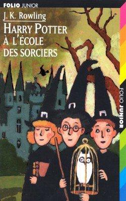Harry Potter T1 à l'école des sorciers