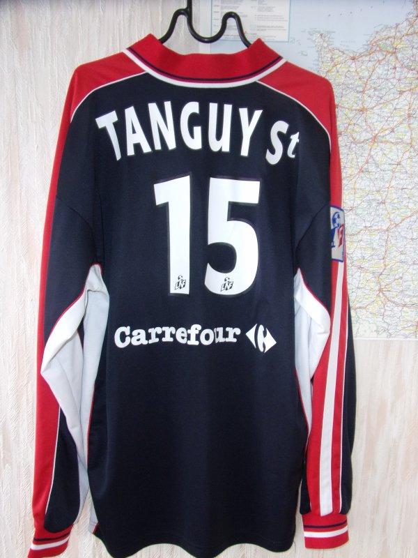 Caen maillot domicile et exterieur 2000 2001 blog de ace95 for Exterieur 2000