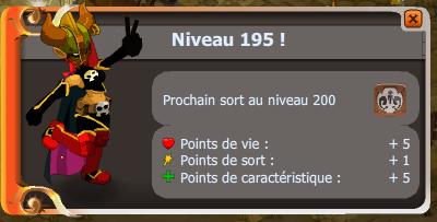lv 195 ! :D