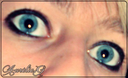 MES YEUX !!!