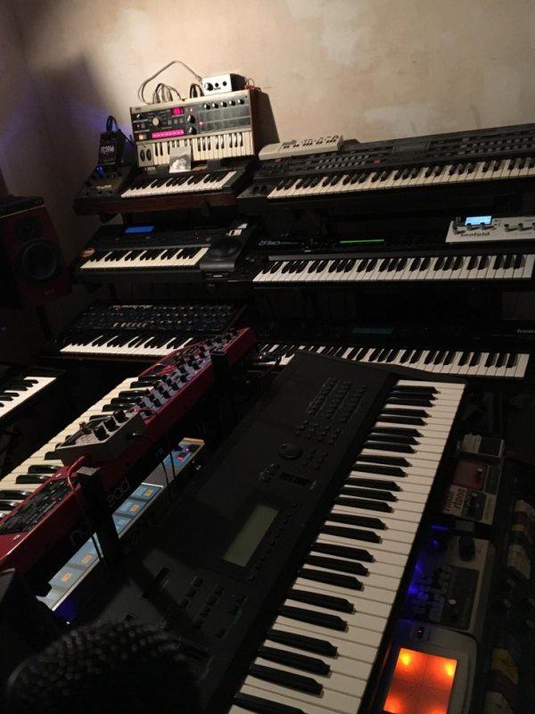 Home-Studio (June 2017)