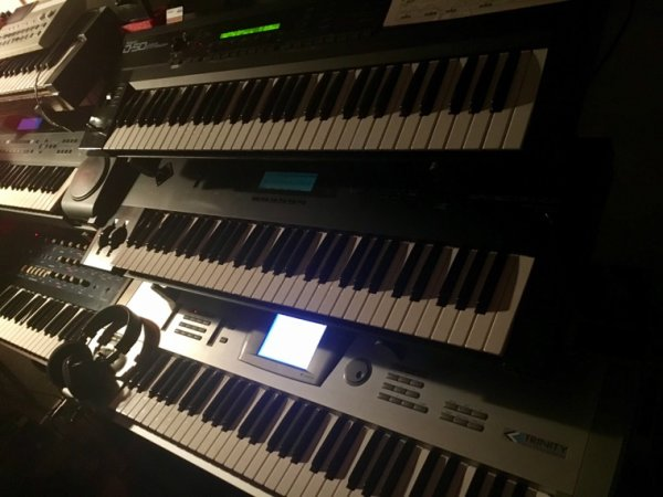 New toy in my Home-Studio