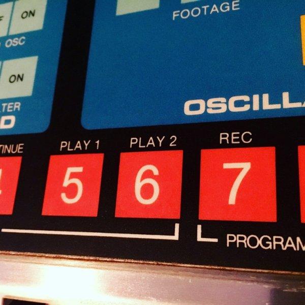 Moog TheSource, mon deuxième Moog au studio!