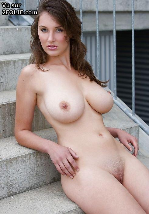 Voila des seins qui peuvent donner bien du plaisir aux hommes