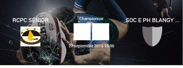 Dimanche 27 Septembre 2015 Déplacement Direction Coutance