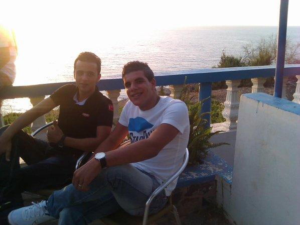 Mon ami et mon frer