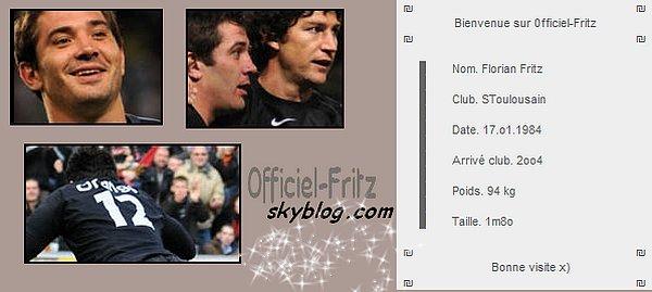 Florian Fritz ♥