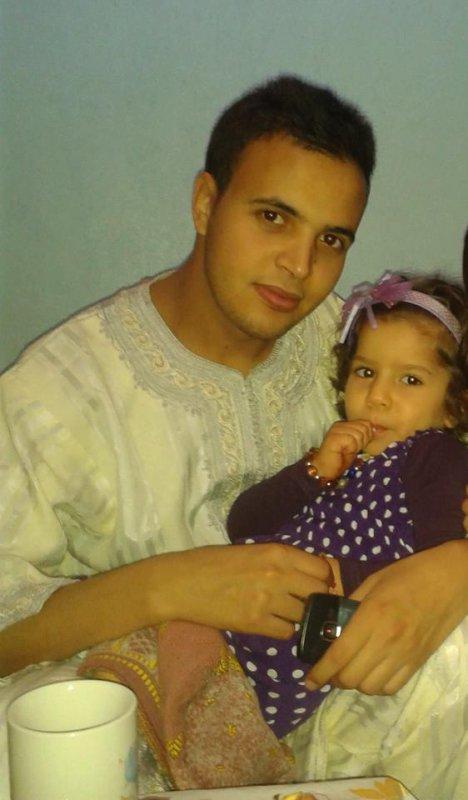 Aid Mobarak Said avec Zineb