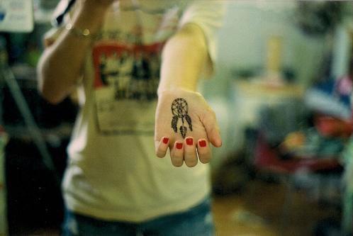 @Tatouage , Attrape rêve(s).