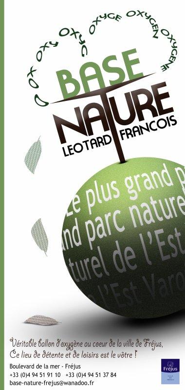 Flyer Base Nature