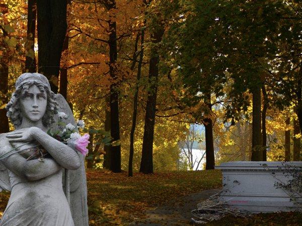 La tombe secrète d'un vampire