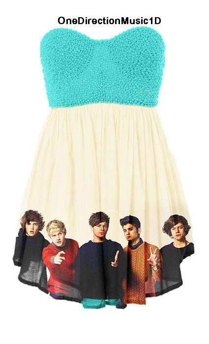 Harry et Lux + Zayn et Lux + La robe que tout le monde reve ( ou pas )