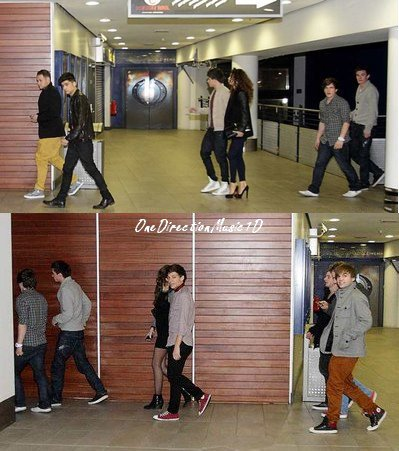 25 Jan 2012 : Les Boys vont en boîte de nuit - Dublin + INFO + NEWS